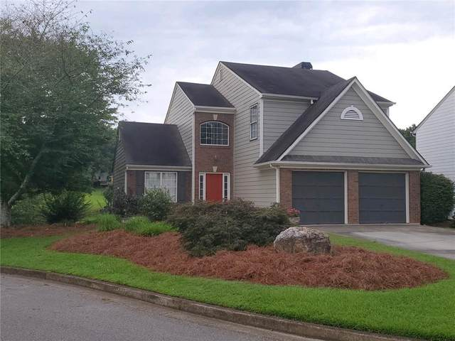 1205 Crabapple Lake Circle, Roswell, GA 30076 (MLS #6755617) :: The Butler/Swayne Team