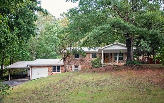 197 Cantrell Drive, Plainville, GA 30733 (MLS #6755639) :: Rich Spaulding
