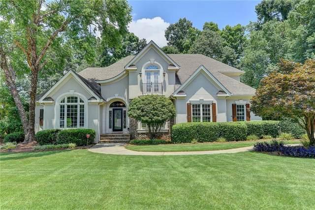5105 Deerlake Drive, Alpharetta, GA 30005 (MLS #6755683) :: North Atlanta Home Team