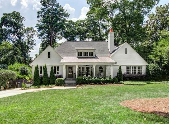 4192 Club Drive NE, Atlanta, GA 30319 (MLS #6755688) :: North Atlanta Home Team