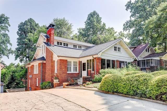 1180 Briarcliff Place NE, Atlanta, GA 30306 (MLS #6755803) :: North Atlanta Home Team