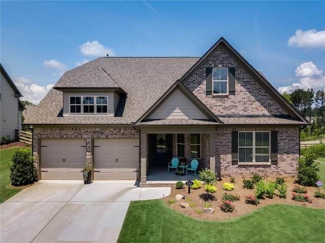 524 Edgewater Drive, Holly Springs, GA 30115 (MLS #6755887) :: North Atlanta Home Team