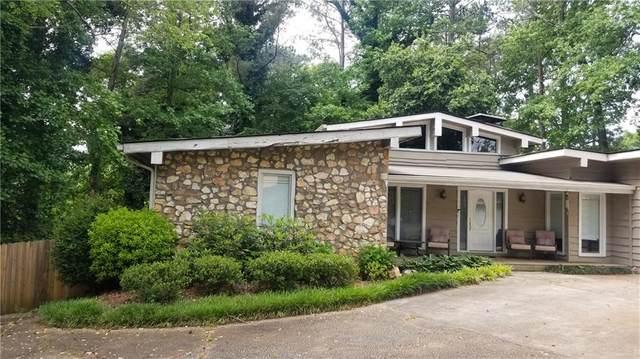 6305 Shallow Creek Lane, Douglasville, GA 30135 (MLS #6755913) :: The Heyl Group at Keller Williams
