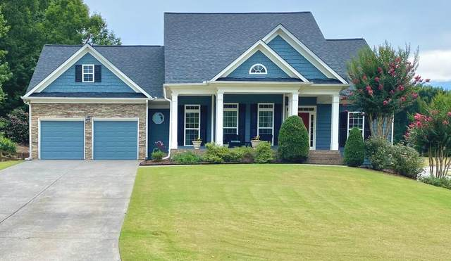18 Aaron Lane NE, Cartersville, GA 30121 (MLS #6756027) :: North Atlanta Home Team