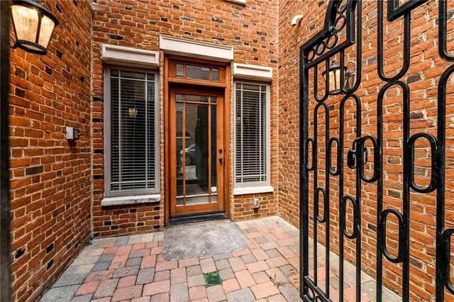 8 Pritchard Way NE #8, Atlanta, GA 30326 (MLS #6756097) :: Vicki Dyer Real Estate