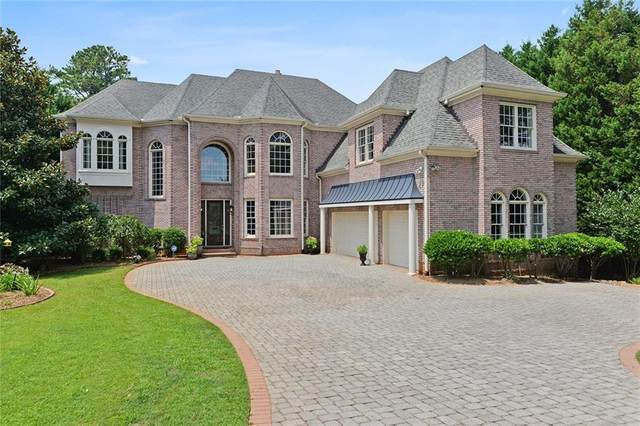 10 Sherwood Lane SE, Marietta, GA 30067 (MLS #6756124) :: The Heyl Group at Keller Williams