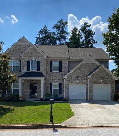 7760 White Oak Loop, Lithonia, GA 30038 (MLS #6756158) :: North Atlanta Home Team