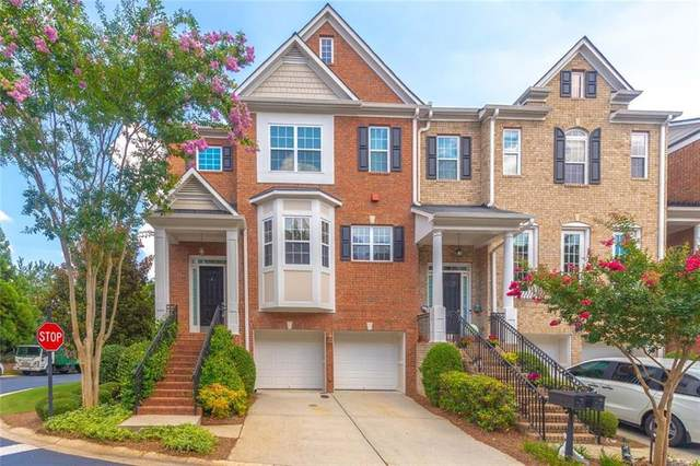 3048 Woodwalk Drive SE #14, Atlanta, GA 30339 (MLS #6756165) :: North Atlanta Home Team