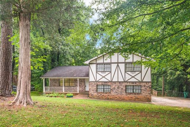 4194 Indian Manor Drive, Stone Mountain, GA 30083 (MLS #6756175) :: The Heyl Group at Keller Williams