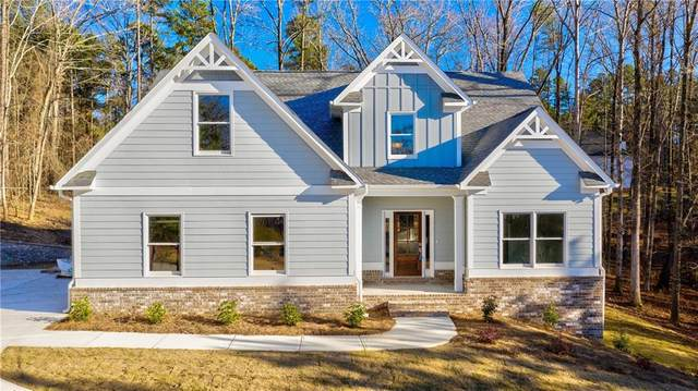 3981 Bolding Road, Flowery Branch, GA 30542 (MLS #6756205) :: Dillard and Company Realty Group