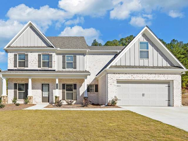 6011 Fairway Park Lane, Jefferson, GA 30549 (MLS #6756226) :: North Atlanta Home Team