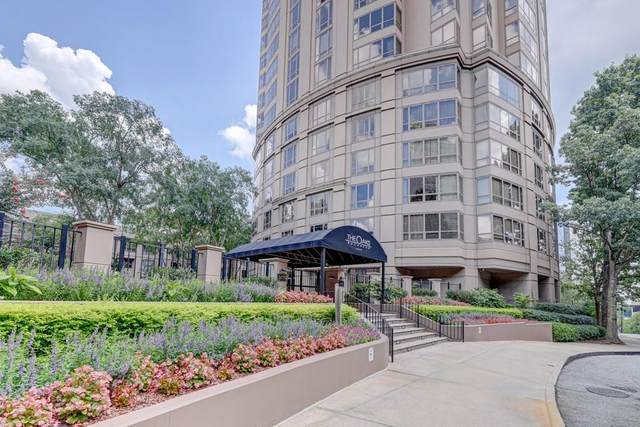 3475 Oak Valley Road #2150, Atlanta, GA 30326 (MLS #6756268) :: Keller Williams Realty Cityside