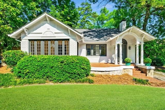 36 Polo Drive NE, Atlanta, GA 30309 (MLS #6756312) :: North Atlanta Home Team