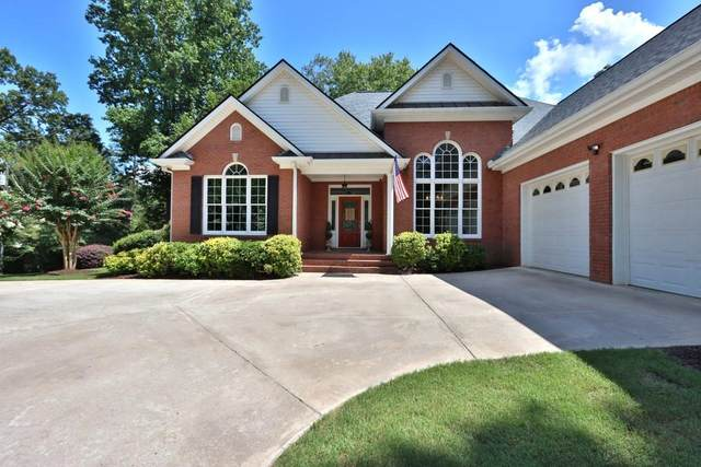 8665 Bay Drive, Gainesville, GA 30506 (MLS #6756349) :: North Atlanta Home Team