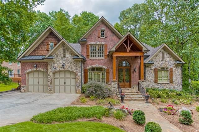3713 Hickory Circle SE, Smyrna, GA 30080 (MLS #6756380) :: North Atlanta Home Team