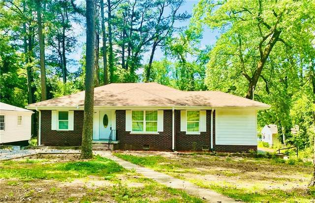 2967 Sylvan Road, East Point, GA 30344 (MLS #6756386) :: North Atlanta Home Team