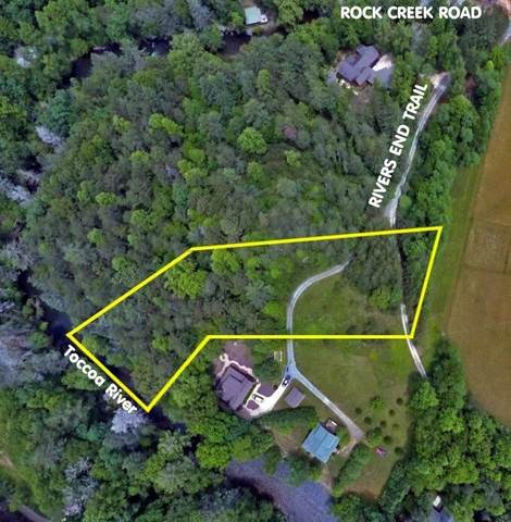 Lot 5 Rivers End Trail, Suches, GA 30572 (MLS #6756404) :: The Heyl Group at Keller Williams