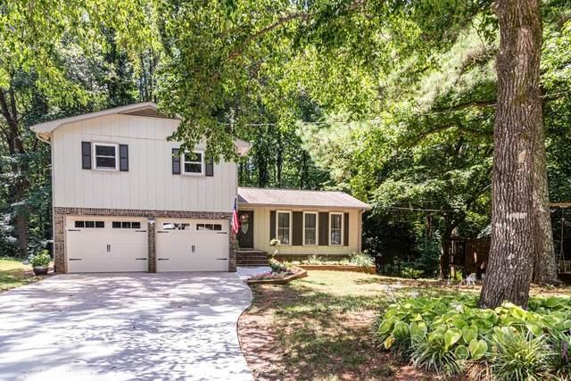 327 W Wind Drive SW, Lilburn, GA 30047 (MLS #6756409) :: North Atlanta Home Team