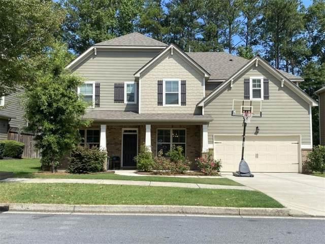 9131 Dover Street, Lithia Springs, GA 30122 (MLS #6756423) :: The Heyl Group at Keller Williams