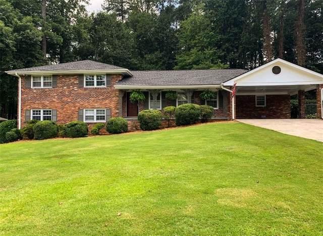 4201 Fontana Court, Tucker, GA 30084 (MLS #6756436) :: North Atlanta Home Team