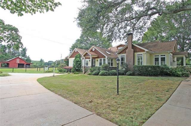 13850 Hopewell Road, Alpharetta, GA 30004 (MLS #6756458) :: North Atlanta Home Team