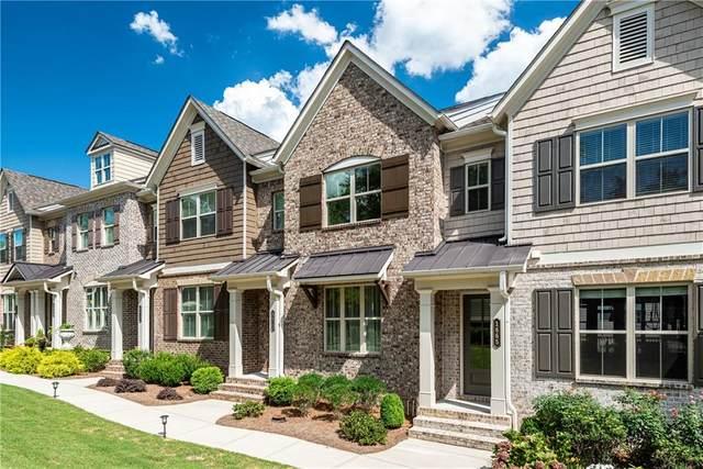 1671 Hammock Drive, Smyrna, GA 30080 (MLS #6756465) :: The Heyl Group at Keller Williams