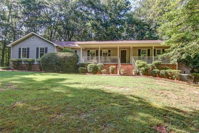 2717 East Mill Way, Conyers, GA 30094 (MLS #6756490) :: North Atlanta Home Team