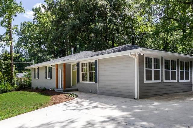 2025 Barberrie Lane, Atlanta, GA 30032 (MLS #6756522) :: RE/MAX Prestige