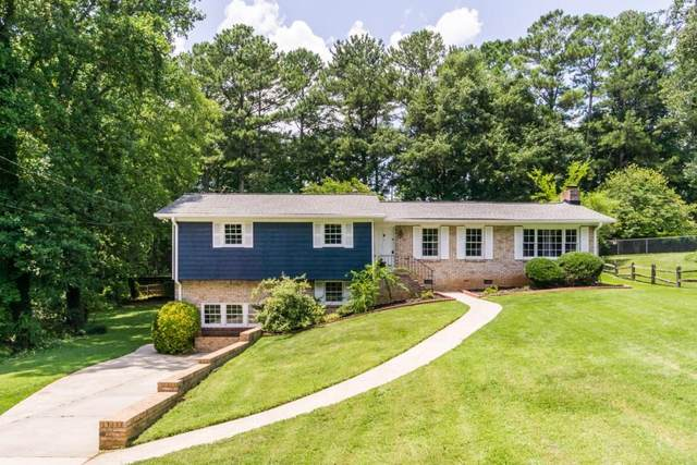 4881 Rockwood Drive, Marietta, GA 30066 (MLS #6756530) :: North Atlanta Home Team