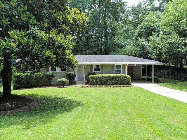 1923 Wee Kirk Road SE, Atlanta, GA 30316 (MLS #6756624) :: The Hinsons - Mike Hinson & Harriet Hinson