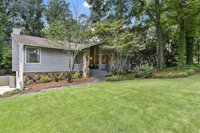 1032 Muirfield Drive, Marietta, GA 30068 (MLS #6756645) :: The Heyl Group at Keller Williams