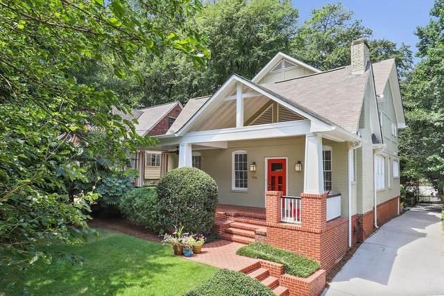 996 Rosedale Road NE, Atlanta, GA 30306 (MLS #6756658) :: North Atlanta Home Team
