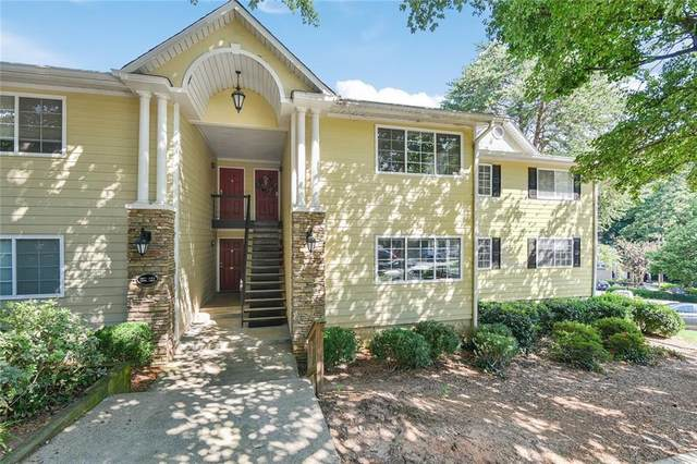 1468 Briarwood Road NE #1310, Brookhaven, GA 30319 (MLS #6756669) :: North Atlanta Home Team