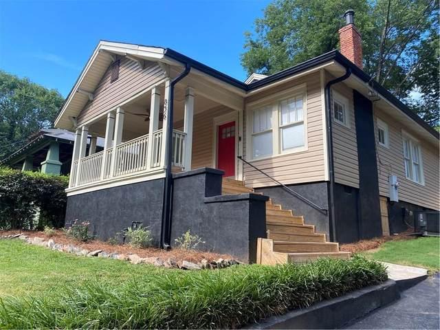 836 Oakhill Avenue SW, Atlanta, GA 30310 (MLS #6756794) :: North Atlanta Home Team