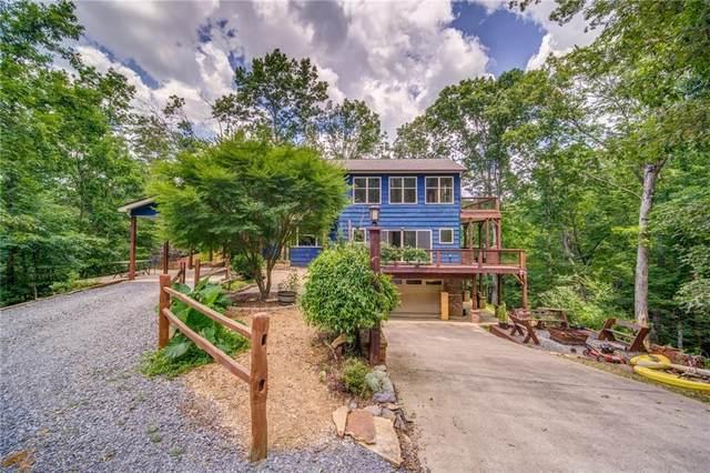 16 Statler Court, Ellijay, GA 30540 (MLS #6756800) :: Kennesaw Life Real Estate
