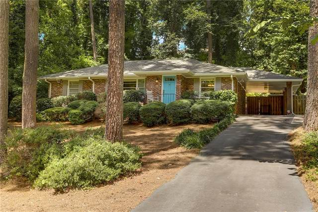 1759 Rosalind Drive NE, Atlanta, GA 30329 (MLS #6756893) :: The Cowan Connection Team