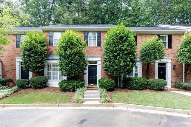 1160 Windsor Parkway #13, Atlanta, GA 30319 (MLS #6756894) :: North Atlanta Home Team