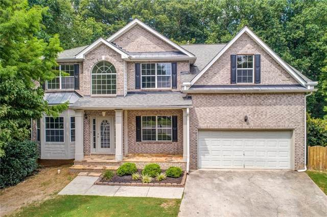 436 Farmwood Way, Canton, GA 30115 (MLS #6756925) :: The Butler/Swayne Team