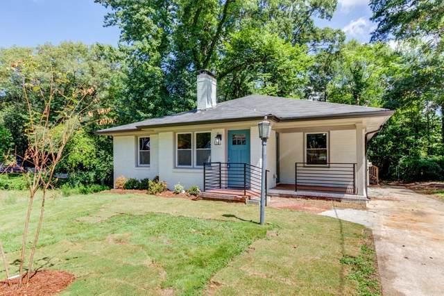 1311 Bernard Street NW, Atlanta, GA 30314 (MLS #6756978) :: Keller Williams Realty Cityside