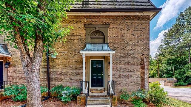 6980 Roswell Road NE E8, Atlanta, GA 30328 (MLS #6756989) :: North Atlanta Home Team
