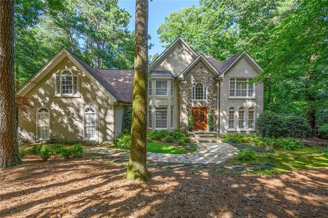 330 High Bridge Chase, Johns Creek, GA 30022 (MLS #6757084) :: AlpharettaZen Expert Home Advisors