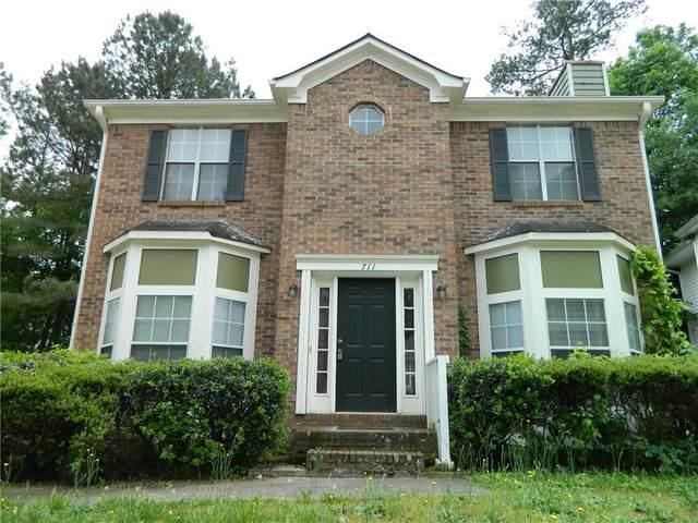 711 Guide Post Lane, Stone Mountain, GA 30088 (MLS #6757088) :: The Heyl Group at Keller Williams