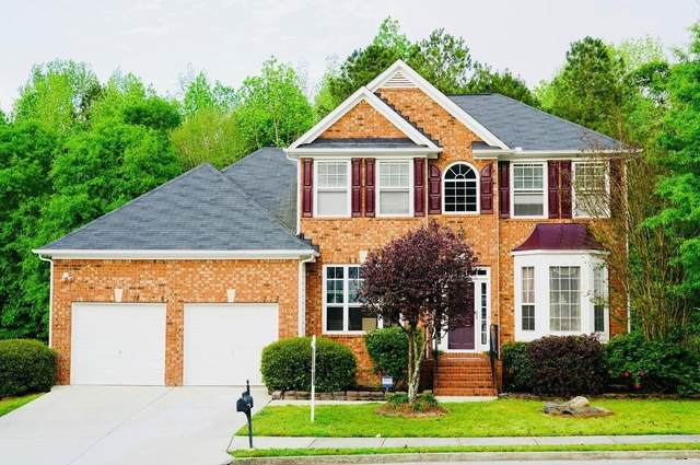 3615 Liberty Lane SW, Powder Springs, GA 30127 (MLS #6757151) :: North Atlanta Home Team