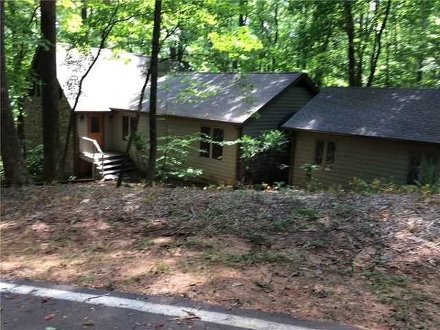 225 Windflower Drive, Big Canoe, GA 30143 (MLS #6757174) :: The Heyl Group at Keller Williams