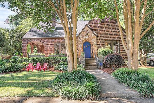 1131 Los Angeles Avenue NE, Atlanta, GA 30306 (MLS #6757227) :: Keller Williams Realty Cityside
