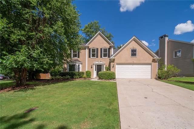 3705 Ancroft Circle, Peachtree Corners, GA 30092 (MLS #6757275) :: North Atlanta Home Team