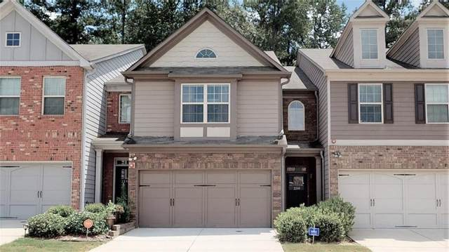 2240 Knoxhill View, Smyrna, GA 30082 (MLS #6757325) :: The Butler/Swayne Team