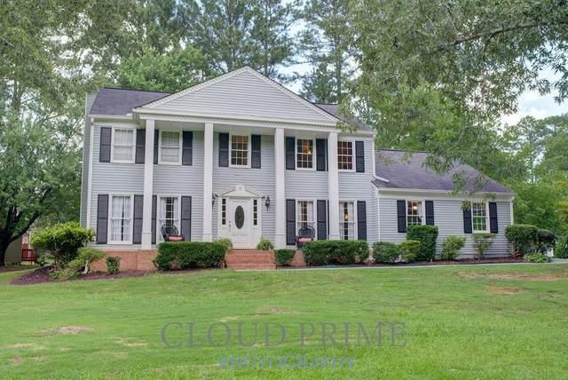 683 Cedar Hill Way, Marietta, GA 30068 (MLS #6757335) :: Keller Williams Realty Cityside
