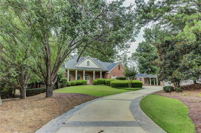 428 Winged Foot Drive, Mcdonough, GA 30253 (MLS #6757361) :: The Hinsons - Mike Hinson & Harriet Hinson