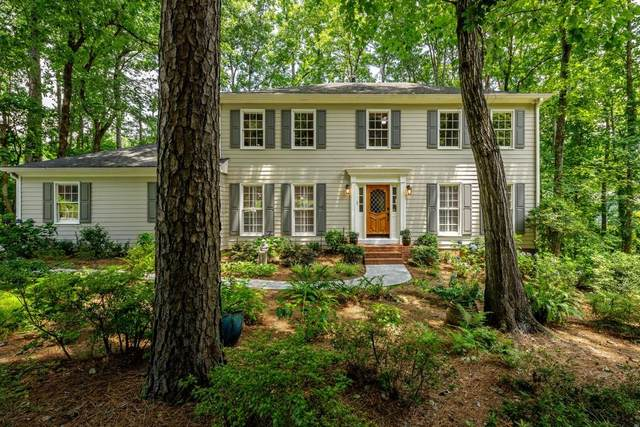 1496 Wheaton Lane, Marietta, GA 30068 (MLS #6757379) :: Keller Williams Realty Cityside